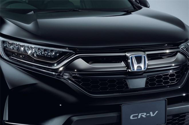 Honda CR-V ra ban dac biet son den bong anh 6