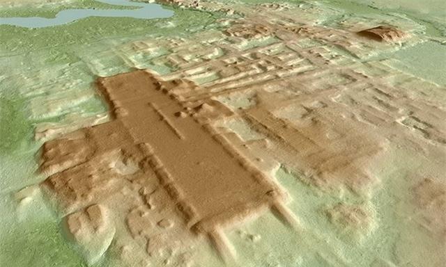 Phát hiện công trình cổ đại còn lớn hơn kim tự tháp Ai Cập - 1