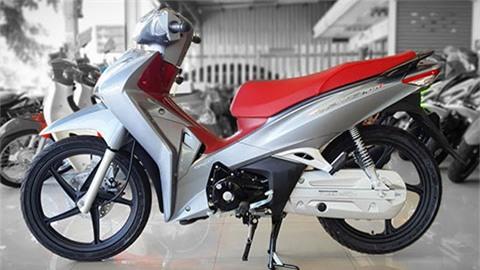 Sốc với Honda Wave 125 2020 đẹp long lanh, giá bán ngang ngửa SH Mode
