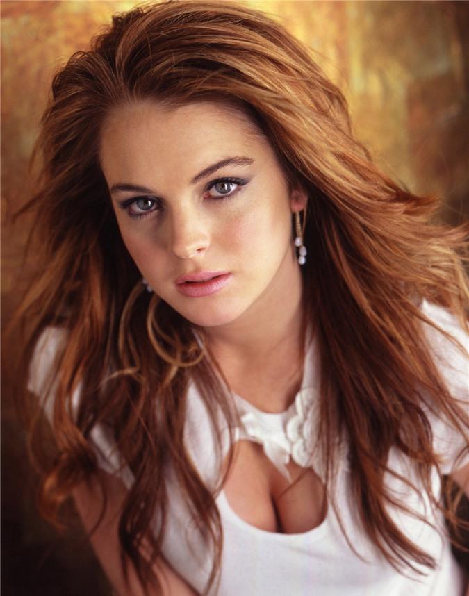 Lindsay Lohan - mỹ nhân đẹp nhất thế giới già nua như bà cụ ở tuổi 34 - Ảnh 2