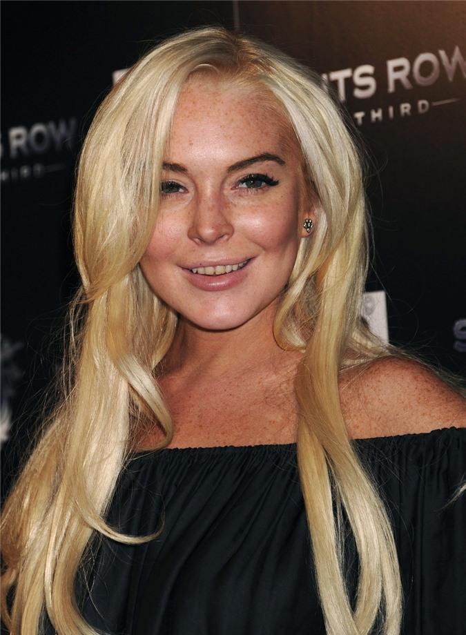 Lindsay Lohan - mỹ nhân đẹp nhất thế giới già nua như bà cụ ở tuổi 34 - Ảnh 6