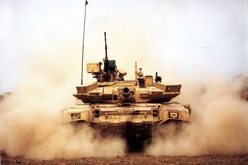 Nga sẽ cấp giấy phép sản xuất xe tăng T-90MS cho Ai Cập. Ảnh: Avia-pro.