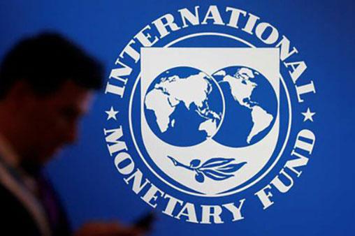 IMF dự báo kinh tế toàn cầu giảm 4,9% trong năm 2020. (Ảnh: Reuters)