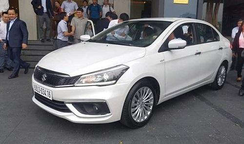 Suzuki Ciaz 2020.
