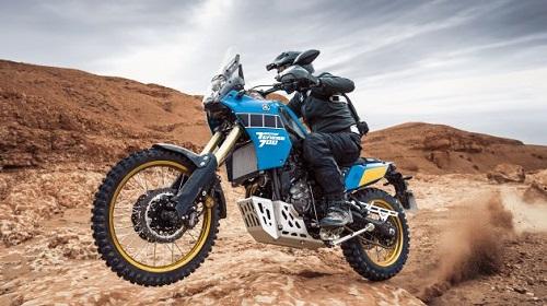 2020 Yamaha Tenere 700 Rally.