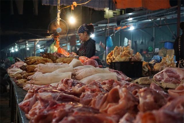 Giá thịt lợn hơi tăng trở lại - Ảnh 1.