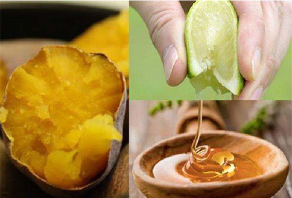 Lấy củ khoai lang trộn với thứ này có ngay cách dưỡng trắng da mặt lên tone nhanh chóng - 2