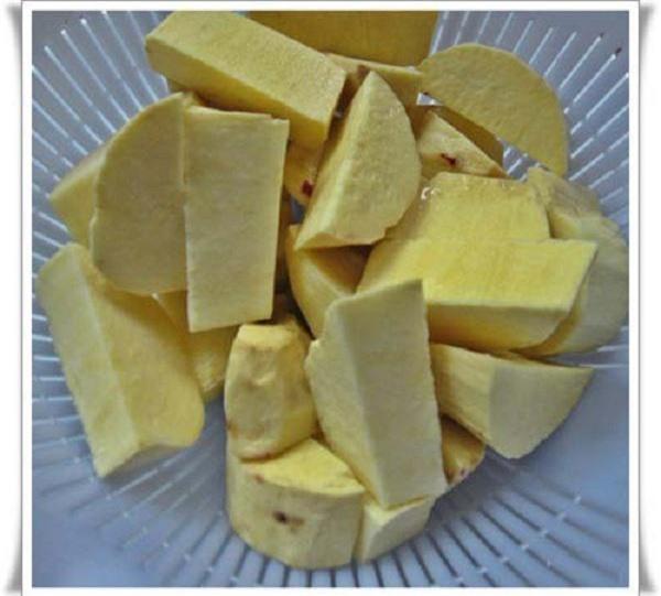 Lấy củ khoai lang trộn với thứ này có ngay cách dưỡng trắng da mặt lên tone nhanh chóng - 6