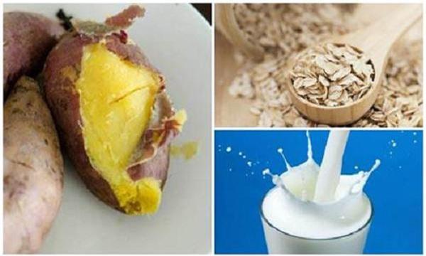 Lấy củ khoai lang trộn với thứ này có ngay cách dưỡng trắng da mặt lên tone nhanh chóng - 8