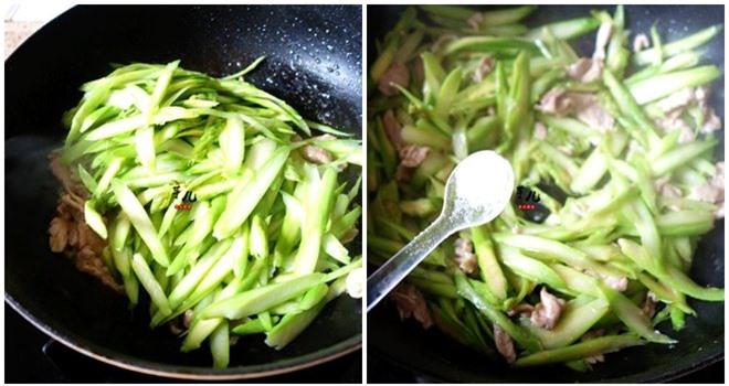 Xào măng tây, đừng vội cho ngay vào nồi, thêm bước này món ăn vừa xanh giòn lại tuyệt ngon - 4