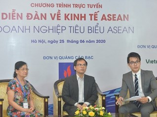 ASEAN listened to Vietnam's solutions to help businesses recover soon after Covid-19