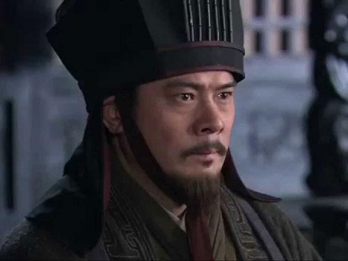 Hình tượng nhân vật Trần Cung trong bộ phim Tân Tam Quốc. (Ảnh: Nguồn Baidu).