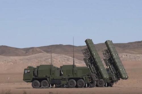 Nhiều quốc gia tỏ ý quan tâm đến tổ hợp phòng không FD-2000 của Trung Quốc. Ảnh: Sohu.