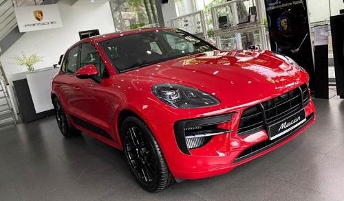 Porsche Macan GTS 2020.