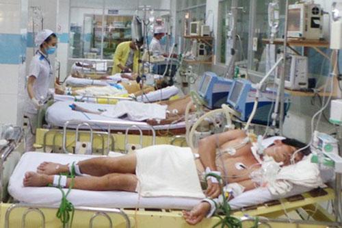 Bệnh sốt xuất huyết đang diễn biến phức tạp tại tỉnh Bình Định. Ảnh minh họa. Ảnh: Dân trí.