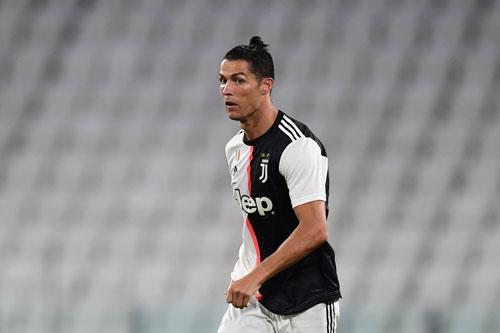 Ronaldo. Ảnh: Getty.