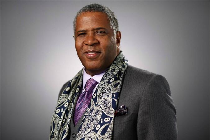 Tỷ phú gốc Phi giàu nhất nước Mỹ Robert F. Smith