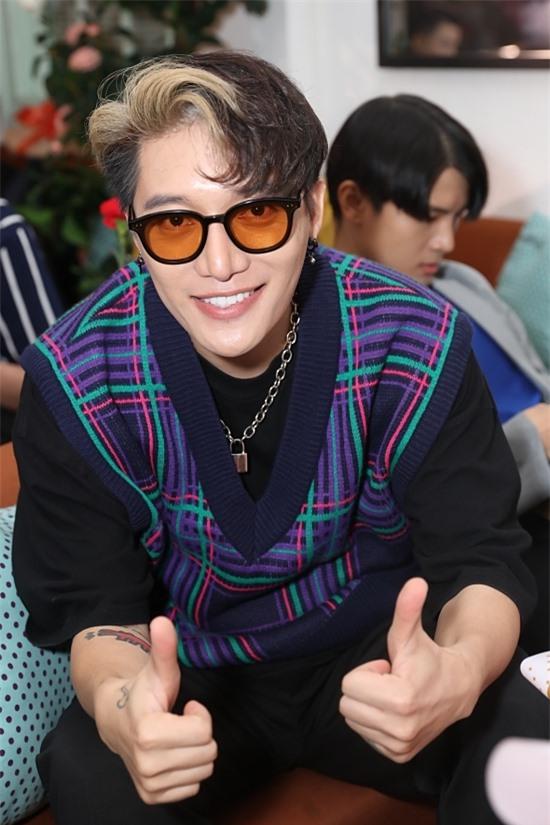 Nhạc sĩ Châu Đăng Khoa.