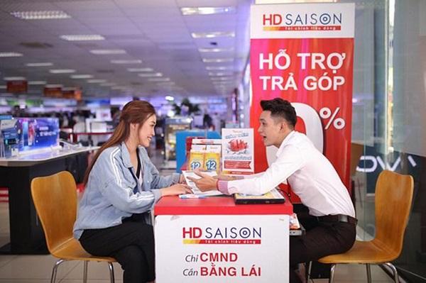HD SAISON cũng có một khoản nợ quá hạn mà anh Lê Thành Tâm vay.
