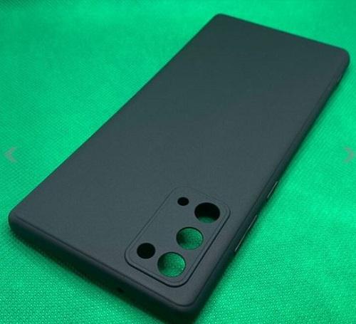 Thiết kế Galaxy Note 20 được xác nhận trong hình ảnh vỏ bảo vệ mới