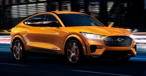 2021 Ford Mustang Mach-E sẽ có hiệu suất tinh chỉnh