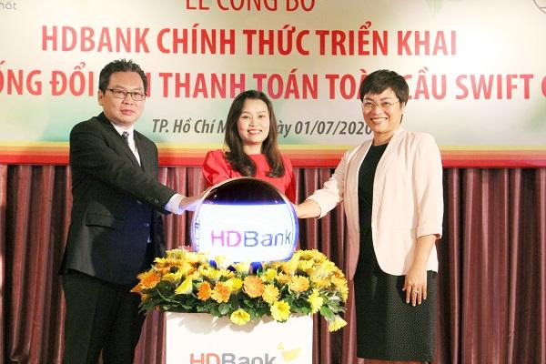 Quản lý dòng tiền hiệu quả với Dịch vụ truy vấn thanh toán quốc tế qua Swift GPI HDBank