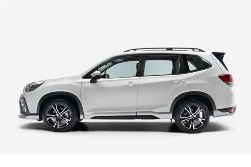 SUV 'chất như nước cất', giá gần 1 tỷ đồng, cạnh tranh với Toyota Fortuner, Hyundai Santa Fe