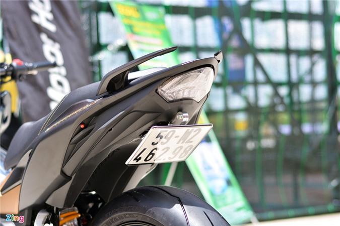 Can canh Honda Winner X voi dan chan Honda CB150R Neo Sport Cafe anh 10