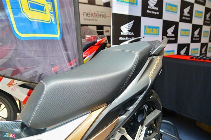 Can canh Honda Winner X voi dan chan Honda CB150R Neo Sport Cafe anh 7