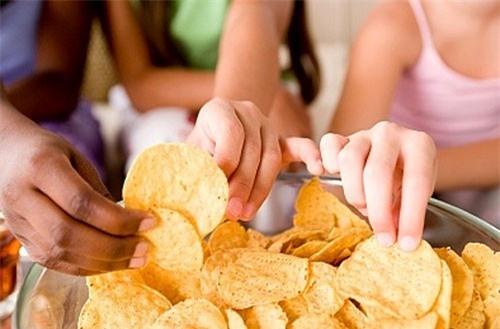 Kiểu ăn sáng không có chất dinh dưỡng gây bệnh