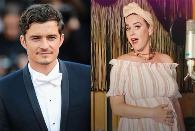 Orlando Bloom khâm phục năng lượng và đam mê công việc của Katy Perry.