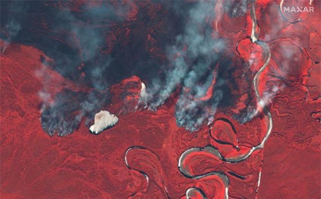 'Sóng nhiệt kỷ lục ở vùng cực là tiếng khóc cảnh báo' - ảnh 1