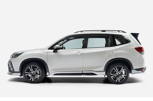Subaru Forester GT Edition 2020.