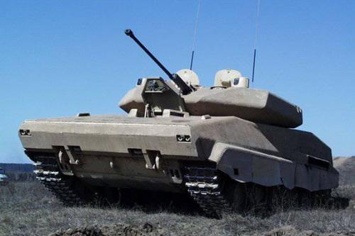 """Syria muốn mua """"thiết giáp biến hình"""" của Belarus"""