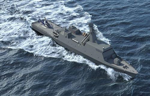 Hy Lạp và Israel phối hợp chế tạo tàu hộ tống thế hệ mới