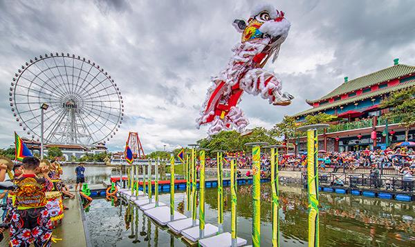 Đà Nẵng: Công viên giải trí hàng đầu châu Á – Asia Park mở cửa trở lại từ tối nay 2/7