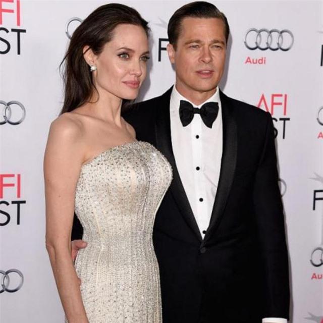 Bỏ qua thù hận, Brad Pitt - Angelina Jolie dành thời gian cho nhau - Ảnh 1.