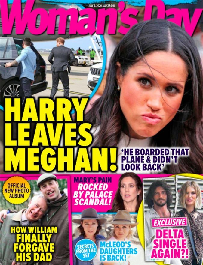 Harry dính nghi án âm thầm trở về hoàng gia khiến Meghan Markle vô cùng giận dữ, cặp đôi chuẩn bị đường ai nấy đi - Ảnh 1.