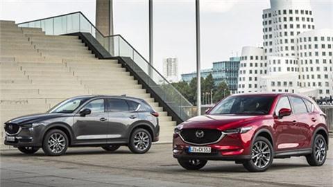 Mazda CX-5 2020 có thêm màu sơn mới đẹp như Mazda 3, giá mềm, đe Hyundai Tucson, Honda CR-V