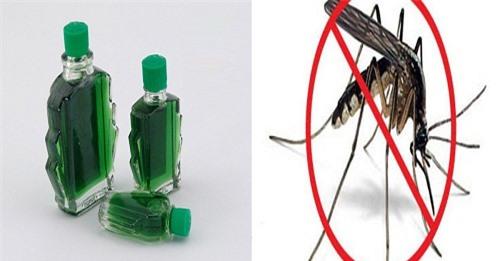 """Mẹo """"cực độc"""" để lũ muỗi tự """"cao chạy xa bay"""" chỉ với 3 giọt dầu gió - 1"""