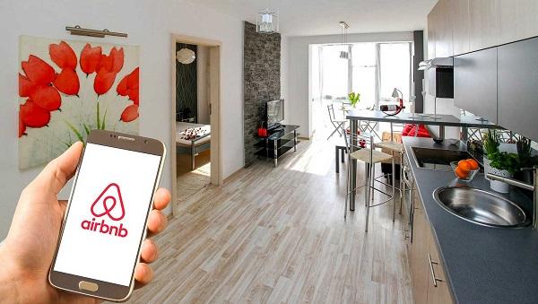 Mô hình kinh doanh cho thuê phòng trên Airbnb chưa thể phục hồi do du lịch quốc tế chưa được mở cửa trở lại.