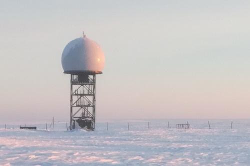 Nga sẽ triển khai diện rộng radar cảnh giới Sopka-2 ở Bắc Cực. Ảnh: Lenta.ru.