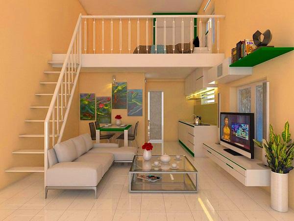 Lượng tìm kiếm căn hộ mini tăng hơn 200%