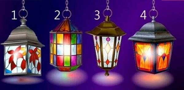 Bạn chọn chiếc đèn nào?