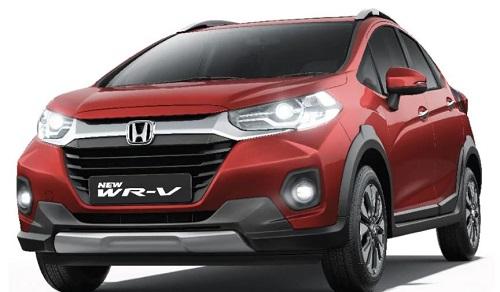 Honda WR-V 2020.