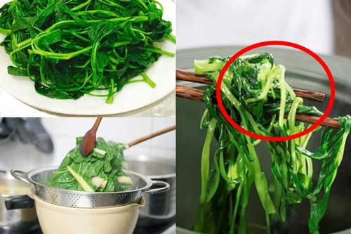Luộc rau cứ cho thêm thứ này vào nồi, đảm bảo rau xanh mướt lại giòn ngon gấp đôi, thải hết sạch chất độc