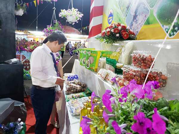 Đà Nẵng: 150 gian hàng tham gia Hội chợ Nông nghiệp Hòa Vang 2020 – Hội chợ đầu tiên sau đại dịch Covid-19