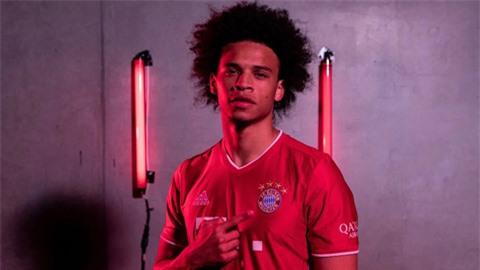 Bayern chiêu mộ thành công Sane