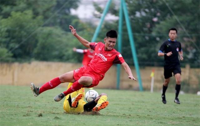 HLV Park Hang-seo: Cầu thủ cần phải thể hiện tốt khả năng chơi bóng ở vị trí của mình - Ảnh 5.