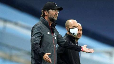Klopp bảo vệ cầu thủ Liverpool sau thất bại tan nát